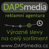 reklamn� agentura DAPSmedia, grafick� pr�ce, design, tisk, informa�n� a orienta�n� syst�my